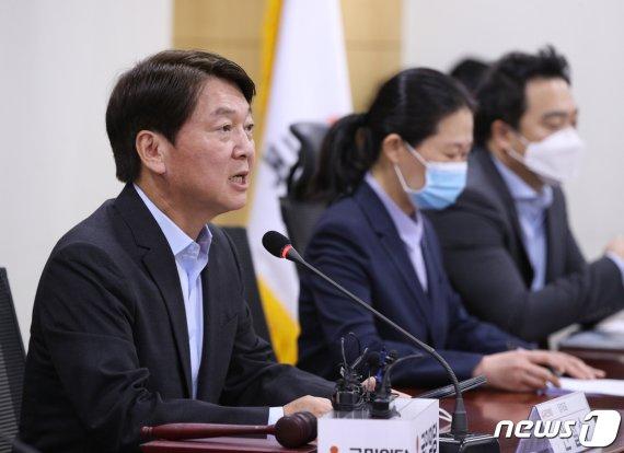 국민의당 '사회안전망 구축' 중점 추진…청년기본소득도 연구