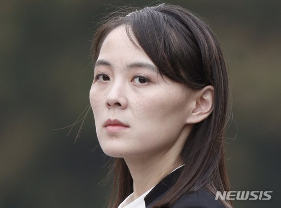 김여정 '대남 총괄' 재확인…군부 매파 김영철 재등장 주목
