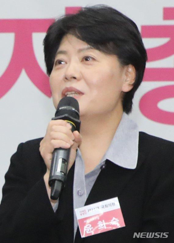 통합당 경제혁신위원장에 윤희숙…기본소득 논의 속도낸다