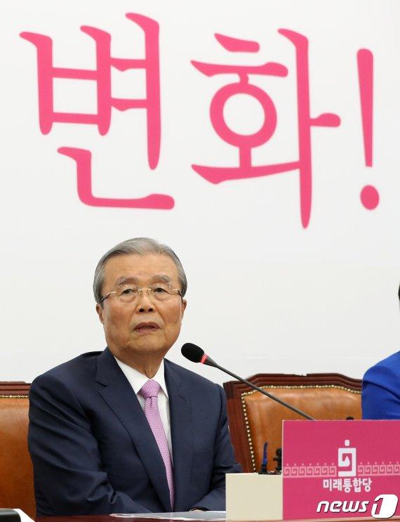 김종인, 기본소득 넘어 교육제도까지 잇단 의제 확장