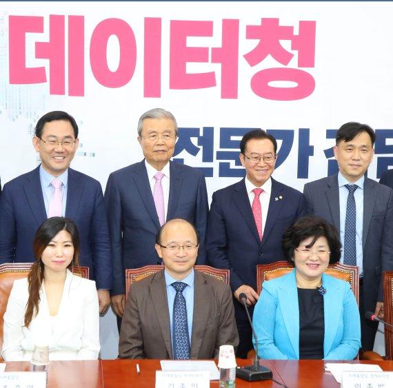 """통합당 경제혁신위원장 윤희숙 """"기본소득 필요하지만 일자리 확대가 먼저"""""""