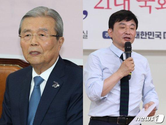 신경전 벌였던 김종인-원희룡, 오늘 '기본소득'으로 만난다