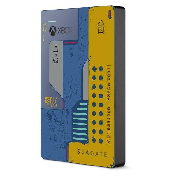 씨게이트, Xbox 사이버펑크 2077 한정판 게임 드라이브 국내 출시