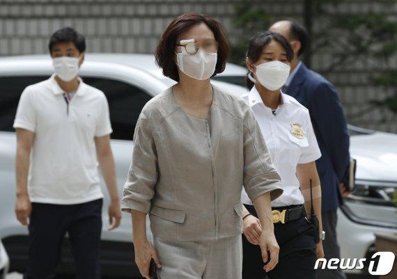 '정경심 PC은닉' 김경록 2심으로…검찰 1심 '집유' 불복 항소