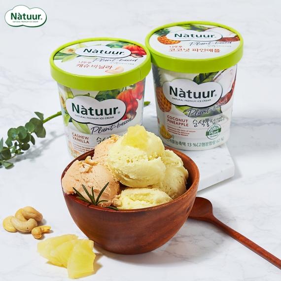 나뚜루 비건 아이스크림, 출시 두 달여 만에 7만개 판매