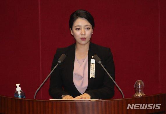 """김부겸에 반박 당한 배현진, 참지 못하고 """"흥이.."""""""