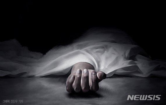 비닐 봉지에서 발견된 40대女 신체, CCTV 보니..
