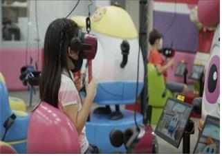 부산에 전국 첫 '어린이 VR 재난안전 체험교육장'