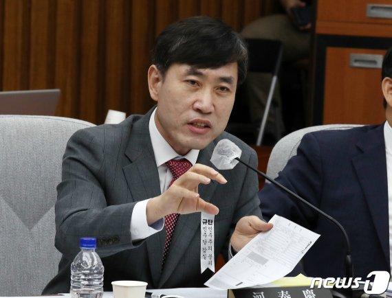"""하태경 """"여, 제2의 유신독재…정의당과도 연대해야"""""""