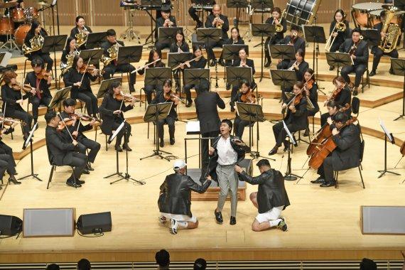 파이낸셜뉴스 창간 20주년 기념 음악회, 희망과 위로를 노래하다