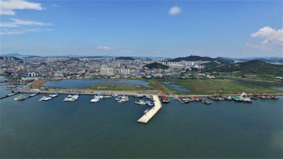 목포 남항, 미래형 친환경선박 메카로 조성된다