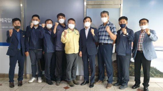 김포시 경제국장 열병합발전소 건립간담회 진행