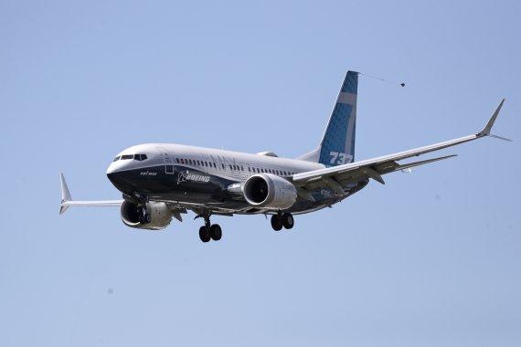 보잉, 9개월만에 737맥스기 처음 팔았다