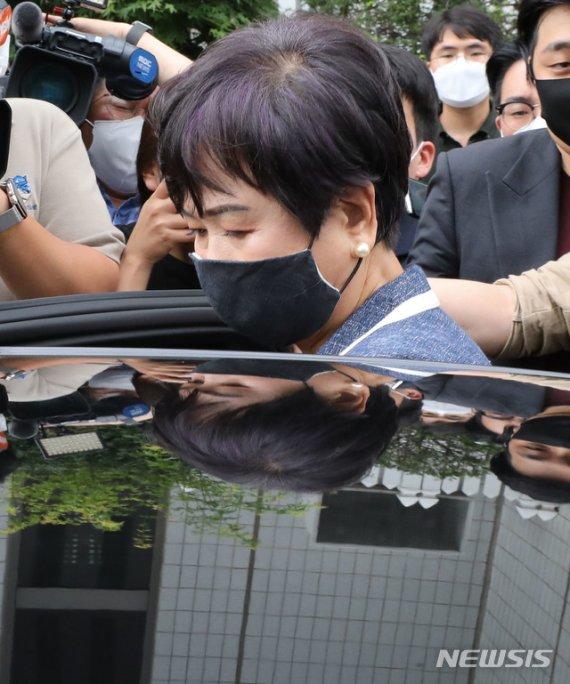 '조카 명의·투기 의혹' 다 유죄…손혜원, 1심 사실상 참패