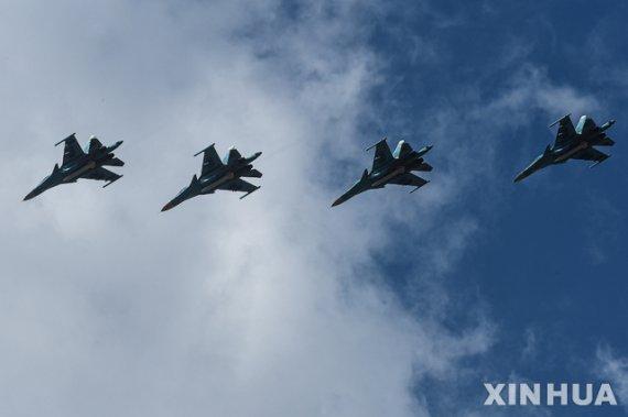 러시아 전투기, 흑해상공서 미군정찰기 2대 격퇴