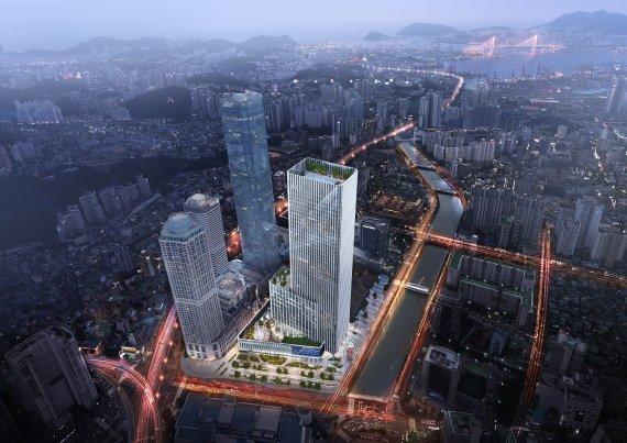 부산국제금융센터 3단계 개발 시동…2025년 준공