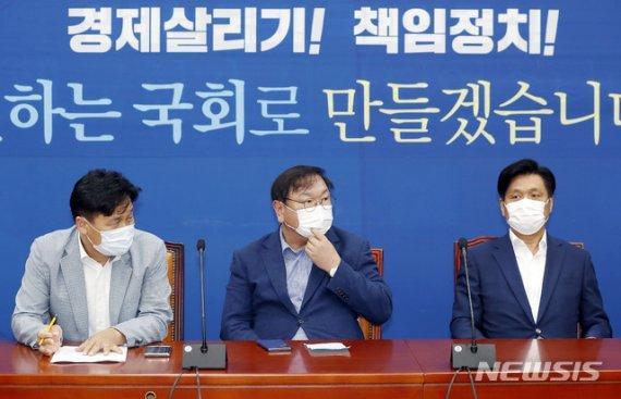 """與, 원내대표단 워크숍 개최…""""민생 중심 당 위기 관리 공감대"""""""