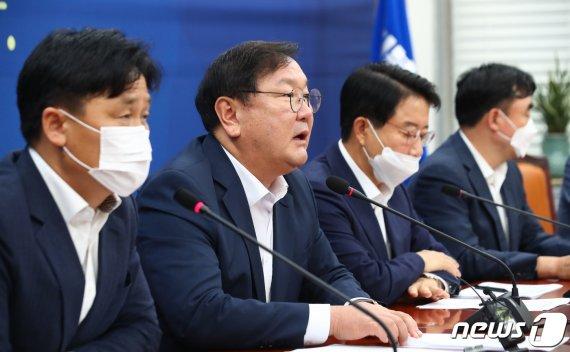 """민주 '5·18 3법' 당론 추진…""""통합당, 광주 진정성 증명하라"""""""
