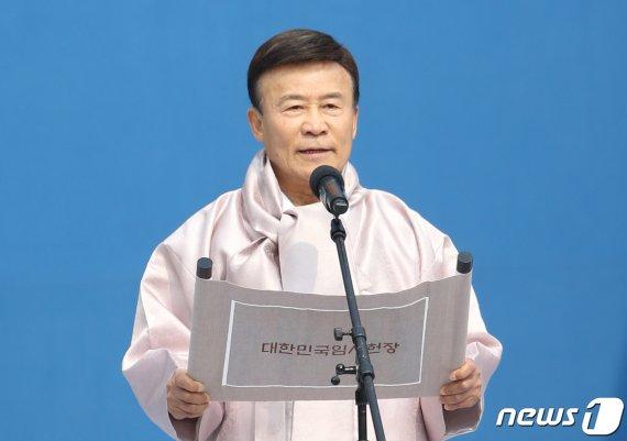 김원웅 광복회장이 던진 '국군=친일파' 주장 사실일까?