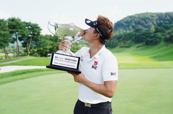 코오롱 왁, 이태희 선수 우승 기념 프로모션 진행