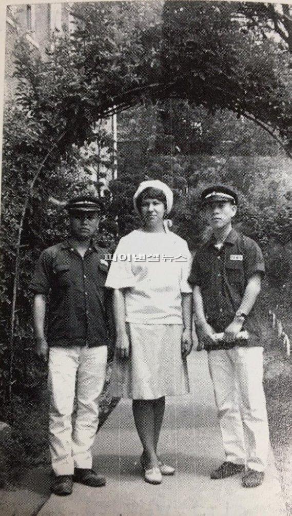 반세기전 韓서 봉사한 미국 여교사와 제자들의 영화같은 인연