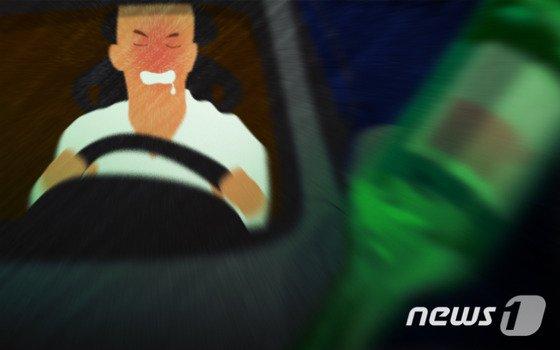 불법 좌회전 승용차와 음주 화물차 충돌, 법원갔더니..