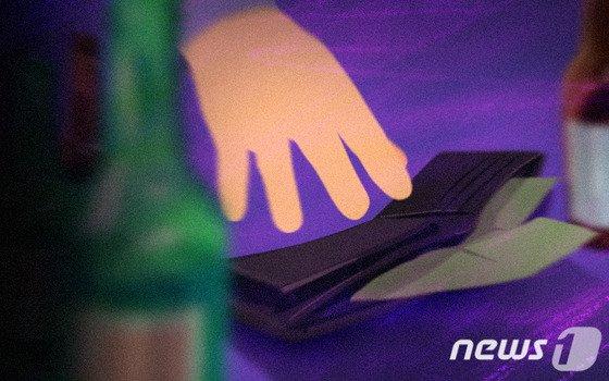 취객 지갑 훔쳐 신용카드 쓴 남성의 놀라운 반전