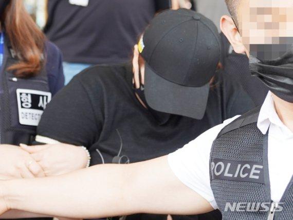 '가방학대 9세 사망' 여성, 징역 22년 선고(종합)