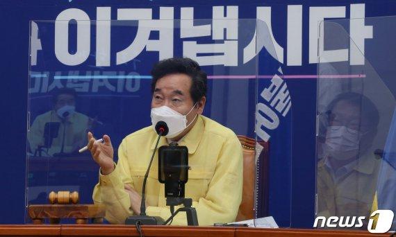 민주, 윤미향 당직·당원권 정지…이상직·김홍걸 윤리감찰단 회부(종합)