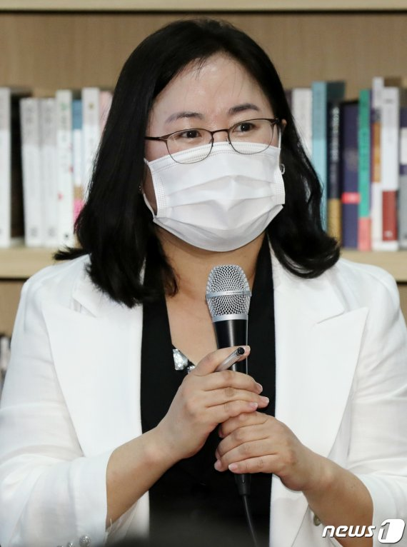 """권경애 """"文 정부, 누구도 드루킹 사건 사과 안해.. 반헌법세력"""""""