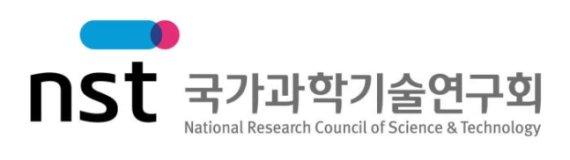 NST, 과기출연기관법 개정 토론회