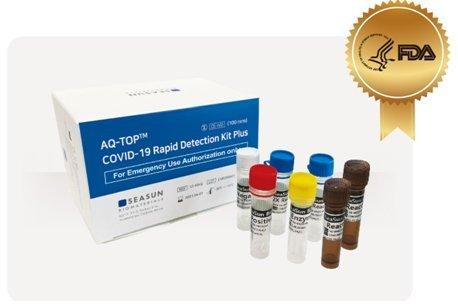 시선바이오 코로나19 분자진단 제품, 미 FDA 긴급사용승인