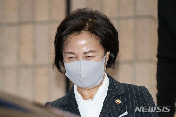 '낙하산 의혹' 추미애 형부, 버스공제조합 이사장 되기 전 30년간..