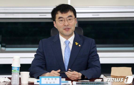 """해사 '탈모 불합격'에 김남국 눈물나는 한마디 """"나, 3000모 심을까.."""""""