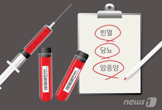 [건강검진]피검사로 이것까지?…남성 빈혈 있다면 위암·대장암도 의심해야