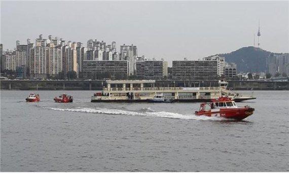 서울시, 민관 합동 한강수난사고 대응 훈련 실시