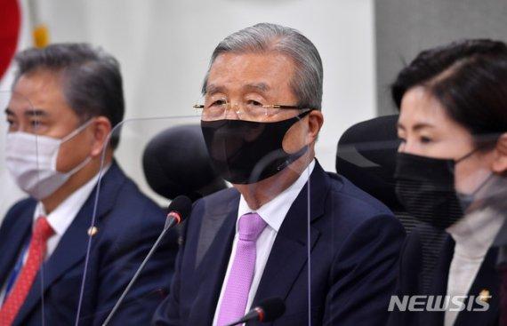 """윤석열 야권 대선 후보 거론에 선 그은 김종인 """"어찌.."""""""
