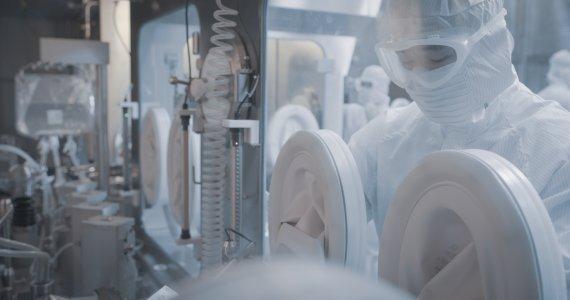 보령제약 예산공장, 항암제 생산라인 GMP 인증