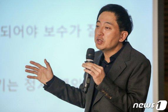 '서울시장 출마고민' 금태섭에 유승민 한마디