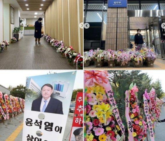 """진중권, 秋꽃다발에 """"나이트클럽 칼춤 신장개업.."""""""