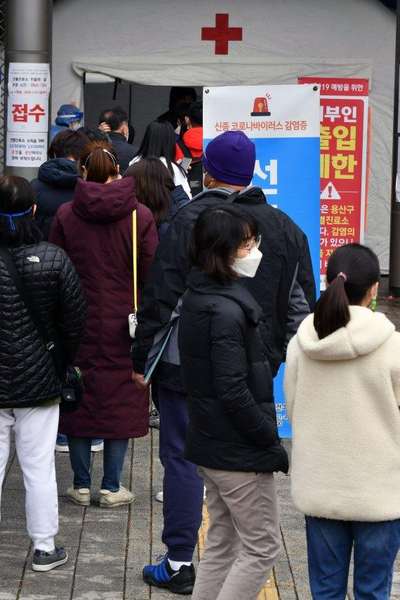 수능 열흘 앞두고… 수도권 '2단계' 격상