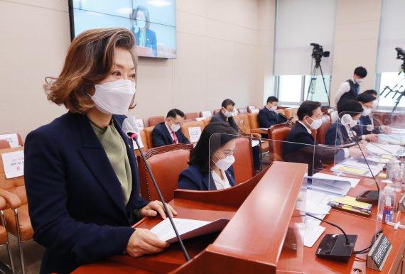 법안 제안설명하는 양이원영 의원