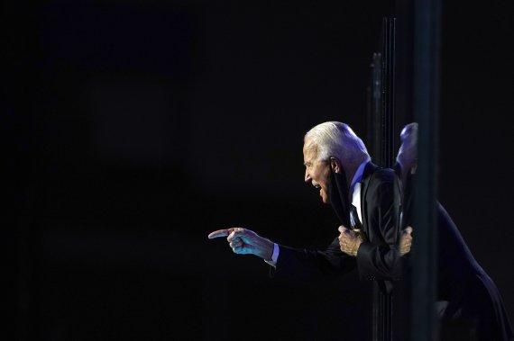 '하나된 미국' 바이든의 꿈.. 장애물은 철옹성 트럼프 지지자 [글로벌 리포트]