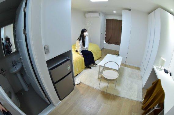 청년 맞춤형 공유주택 '안암생활'