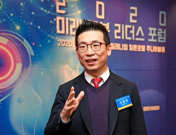 [미니인터뷰] 한컴, 1가정 1로봇 시대 연다