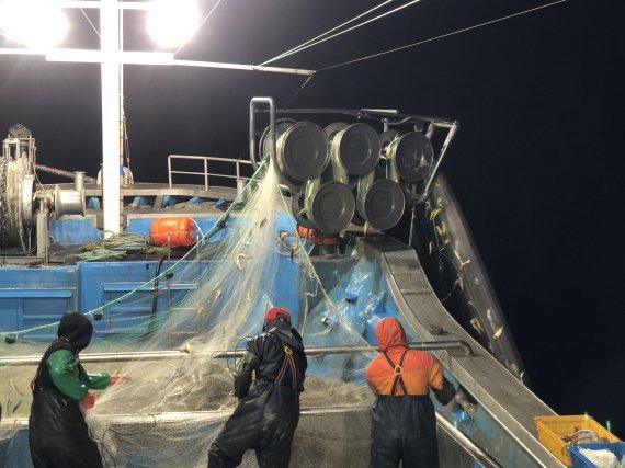 어업활동 최적합 고품질 생분해성 그물 나온다