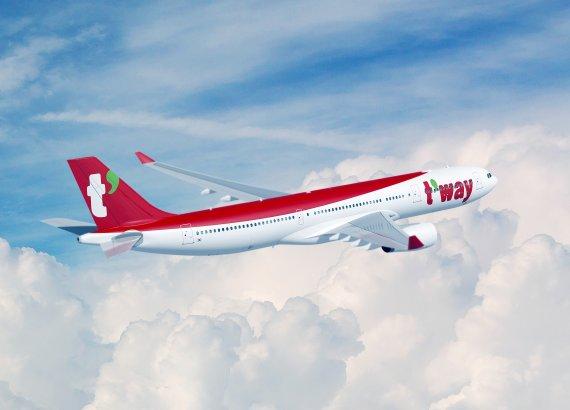 티웨이항공, 중대형기 3대 도입..크로아티아·하와이로 하늘길 넓힌다
