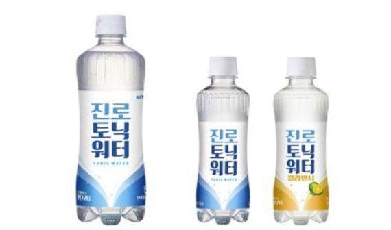 하이트진로음료, '진로 토닉워터' 대용량 페트 출시