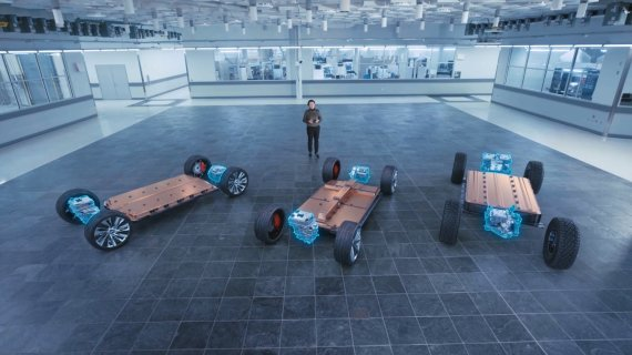 [CES 2021] GM-LGES, 1000km가는 전기차 배터리 만든다
