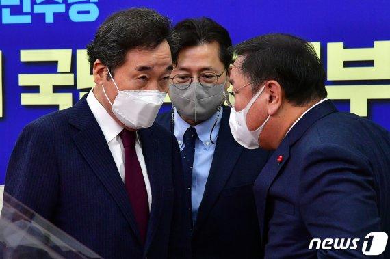 """이낙연 """"박근혜, 국민 상처 헤아려 진솔하게 사과해야"""""""